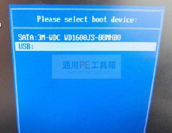 磐正主板如何在bios设置u盘启动图解教程